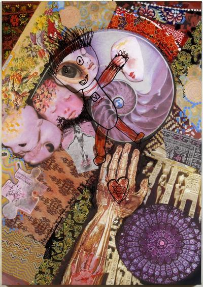 Ann Newmarch Oh dear ART LOGIC