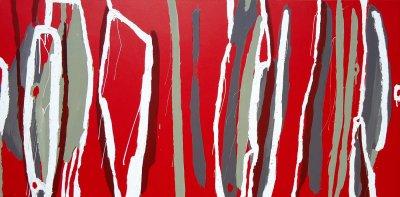 Denva Whiting Structured Bliss ART LOGIC