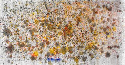 Franjo Novosel Grey Landscape ART LOGIC
