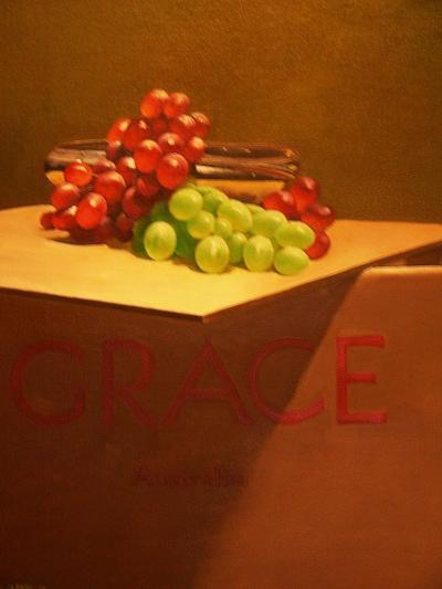 Greg O'Leary Grace ART LOGIC