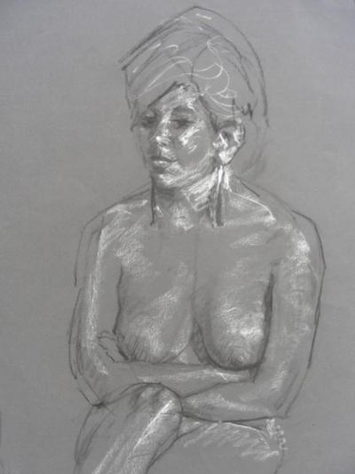 Greg O'Leary Nude 1 ART LOGIC