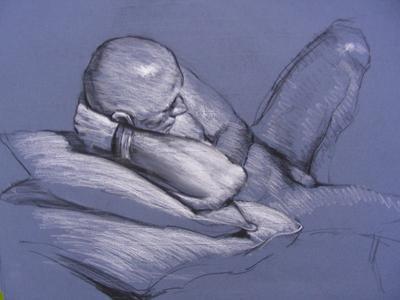Greg O'Leary Nude 3 ART LOGIC