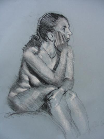 Greg O'Leary Nude 4 ART LOGIC
