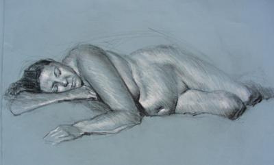 Greg O'Leary Nude 5 ART LOGIC