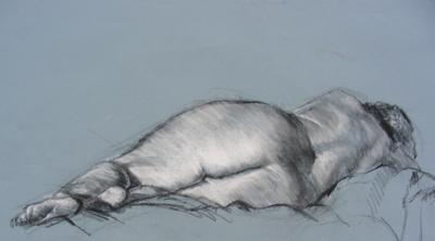 Greg O'Leary Nude 6 ART LOGIC