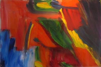 J Eva Mitchell Architecture In Colour ARTLOGIC