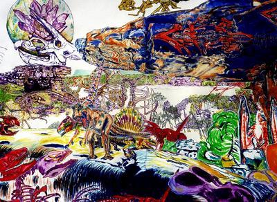 James de Blas World of the Skeletons ART LOGIC