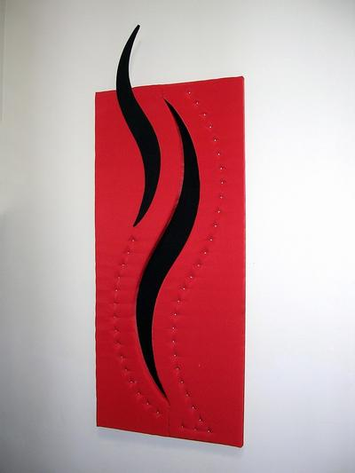 Jason Aslin Elegant Flame ART LOGIC