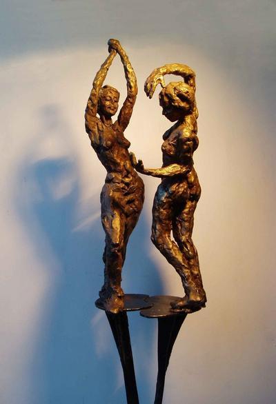 John Woffinden Dancers ART LOGIC