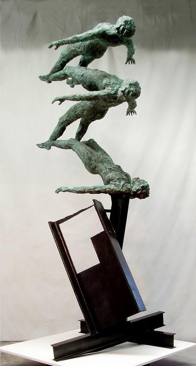 John Woffinden Rise ART LOGIC