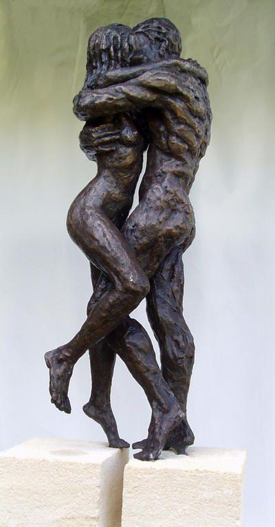 John Woffinden The Kiss ART LOGIC