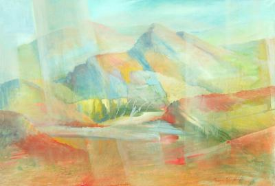 Roland Weight Brachina Gorge Flinders Ranges ART LOGIC