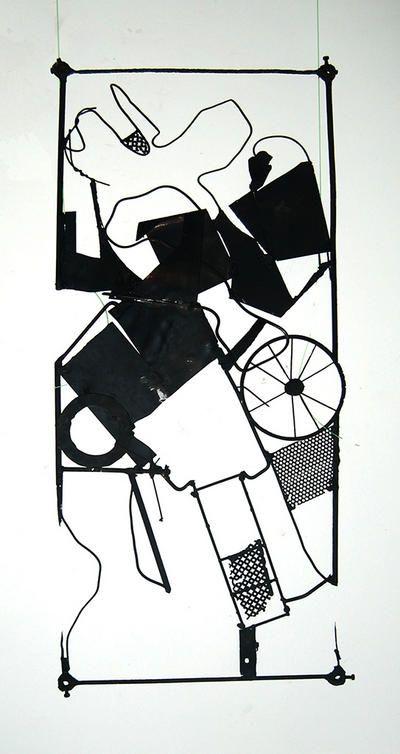 Roland Weight Rectangular Assemblage ART LOGIC