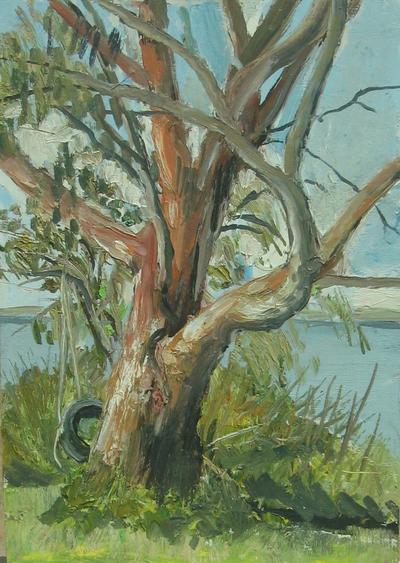 Roland Weight Tree On Rat Island ART LOGIC