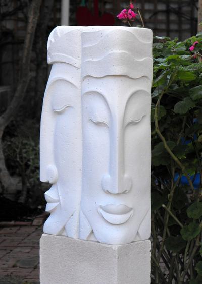 Wayan Dudag Brother and Sister ART LOGIC