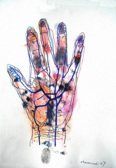 Ann Newmarch Hand no.3 ART LOGIC