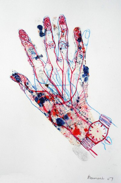 Ann Newmarch Hand no.4 ART LOGIC