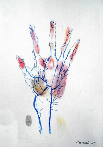 Ann Newmarch Hand no.5 ART LOGIC