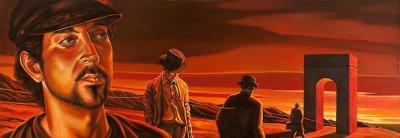 Bill Cook, A Hundred Thousand Footsteps , ART LOGIC
