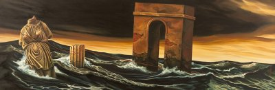 Bill Cook, Ariadne's Thread , ART LOGIC