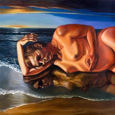 Bill Cook, The Abandonment of Ariadne , ART LOGIC