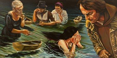 Bill Cook, The Fates Decide , ART LOGIC