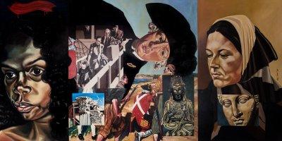Bill Cook, The Merging , ART LOGIC