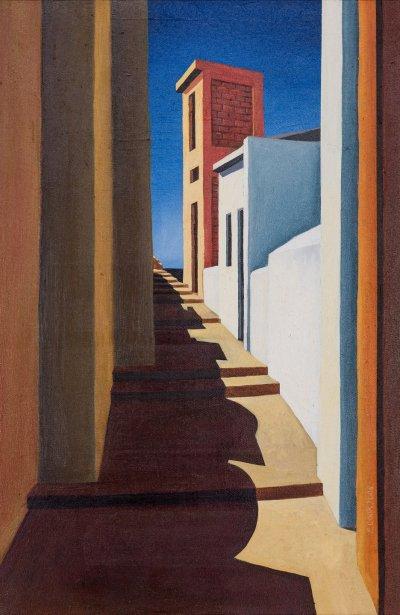 Bill Cook, The Shadow Falls , ART LOGIC