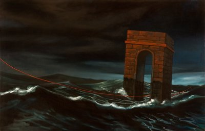 Bill Cook, The Storm and the Portal , ART LOGIC