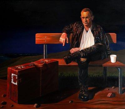 Bill Cook, To Cross the Rubicon , ART LOGIC