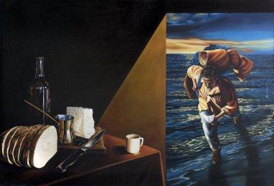 Bill Cook, Ulysses Quest , ART LOGIC