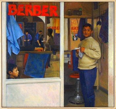 Brian Dunlop, Berber, Art Logic