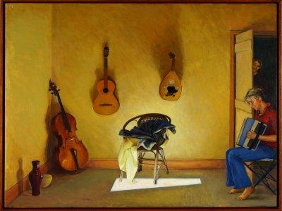 Brian Dunlop,  Orpheus' Chair, ART LOGIC