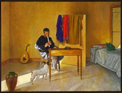 Brian Dunlop,  Orpheus' Flute, ART LOGIC
