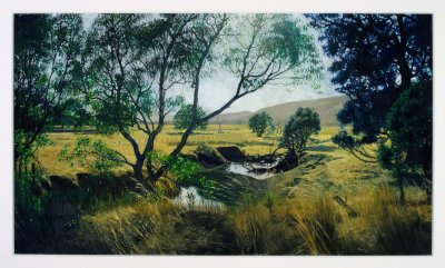 Brian D, Morning in the Grampians, Art Logic