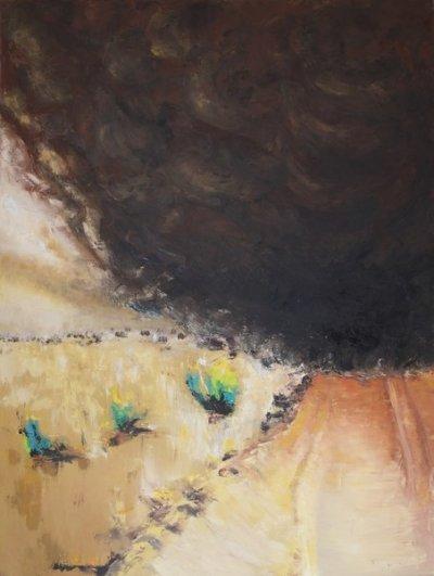 Cynthia Schwertsik Air Gets Thick ART LOGIC