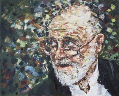 Cynthia Schwertsik An Inspiring Man ART LOGIC