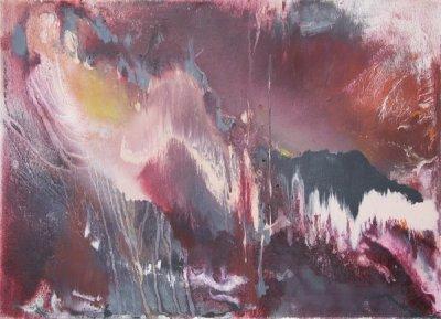 Cynthia Schwertsik Distant Landscape ART LOGIC