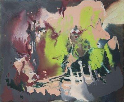 Cynthia Schwertsik Hiding Behind Colour ART LOGIC