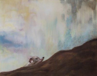 Cynthia Schwertsik Mouse Uphill ART LOGIC