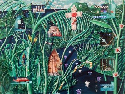 Geoffrey Stapleton Touring Brazil ART LOGIC
