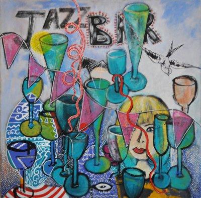 Jazz Bar, Jude S, artlogic
