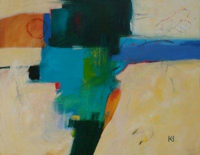 Karen Hammat, Living by the Sea, Art Logic