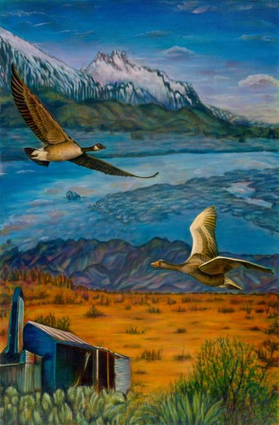 Liesbeth P Australia-Canada Art Logic