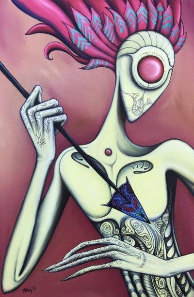 Matt Sheehy, Ashes , ART LOGIC