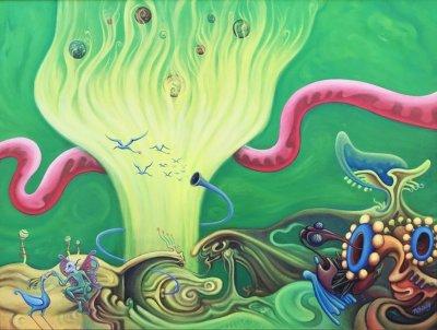 Matt Sheehy, Eternal Pastures , ART LOGIC