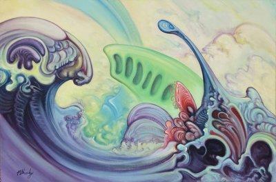 Matt Sheehy, Landscape 1, ART LOGIC
