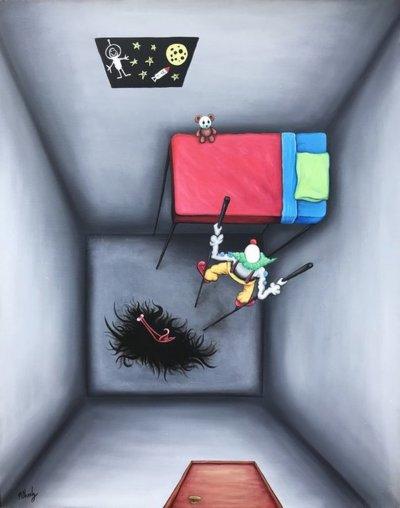 Matt Sheehy, Sweet Dreams, ART LOGIC