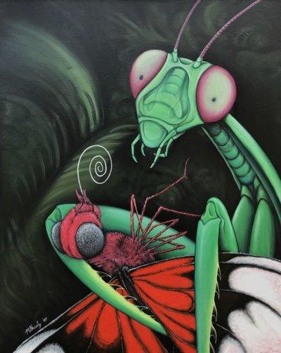 Matt Sheehy,  The Embrace, ART LOGIC