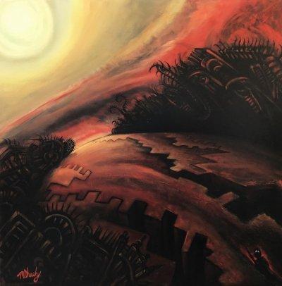Matt Sheehy, The End of All Things, ART LOGIC